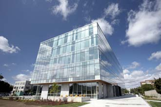 Engineering Technology Building, McMaster University