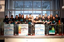 Engineering Month event last year in Toronto.