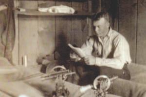 W.G. McElhanney in 1912.
