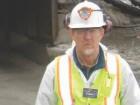 Rusty Morgan last year at the Afton Mine in Kamloops, B.C.