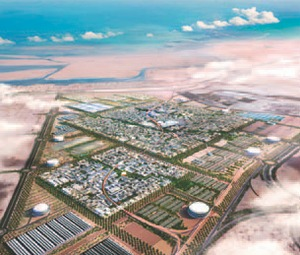 Masdar City, Abu Dhabi, U.A.E.
