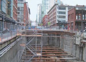 Canada Line Rapid Transit, Vancouver