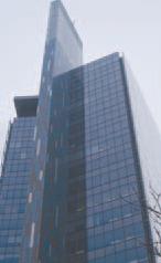 Manitoba Hydro Downtown Office, Winnipeg.