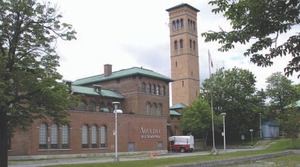 The 100-year old Atwater Treatment Plant in Montreal is one of eight plants that the city is upgrading.