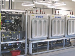 Ultrafiltration treatment.