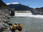 East Toba and Montrose Hydroelectric Project, Powell River, B.C.