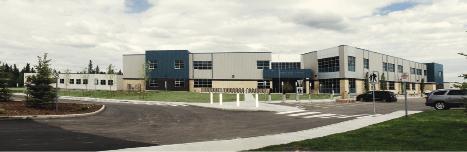 Esther Starkman School.  Photo courtesy Barr Ryder Architects.