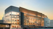 Montreal's new concert hall opened in September.  Image courtesy DSAI.