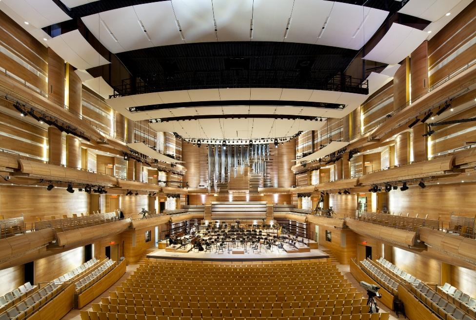 Maison Symphonie, Montreal.