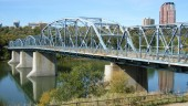 Dawson Bridge Rehabilitation, Edmonton.