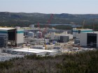 Vale's nickel processing plant and support infrastructure in Long Harbour, Newfoundland.