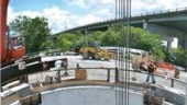 West Don Lands Stormwater Facility, Toronto.