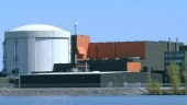 Hydro-Quebec's Gentilly 2 nuclear power station in Becancour, Quebec.