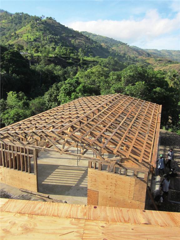 St. Joseph School Under Construction