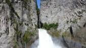 Upper Lillooet Hydro Project site, B.C.  Photo: Innergex.