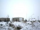 The EPCOR tanks are a 1960s-era landmark in Edmonton.  Photograph by Nordahl Flakstad.