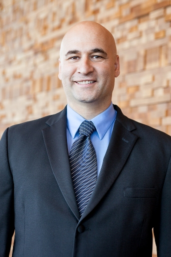 Anthony El-Araj of Glotman Simpson, Vancouver.