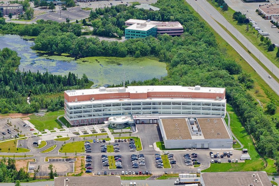 New RCMP H Division in Dartmouth, Nova Scotia.