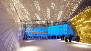 Pasquin-St Jean won an award in the buildings-structure category for the redevelopment of the Casino de Montreal at the 12th Grand Prix du gnie-conseil qubcois given by AICQ in Montreal, June 10.