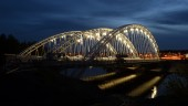 Strandherd-Armstrong Bridge that opened officially in Ottawa on July. Image courtesy City of Ottawa on July 12.