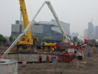 Stormwater shaft under construction in Toronto's East Bayfront. Image courtesy Waterfront Toronto.