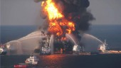 Explosion and fire on the BP/Transocean Deepwater Horizon oil rig in the Macondo oil fields, Gulf of Mexico. The explosion occurred April 20, 2010. Credit: US Chemical Safety Board