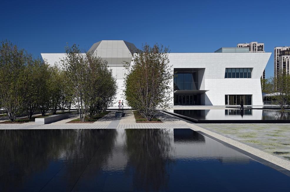 Aga Khan Museum, Don Mills, Toronto.  Gary Otte /  The Aga Khan Museum