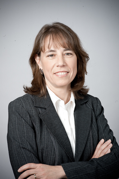Isabelle Jodoin, president and general manager of Dessau, Montreal.