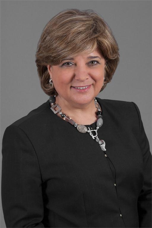 Angela Iannuzziello of AECOM, winner of the 2014 Transportation Person of the Year Award from TAC.