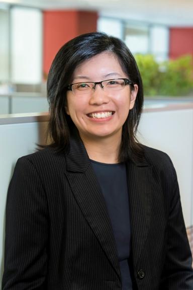 Andrea Yee of Halsall Associates.