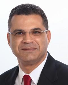 Dr. Hisham Mahmoud, new head of global operations at Golder Associates.