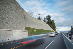 Low Level Road, Port Metro Vancouver, by Stantec. Photo: Stantec.