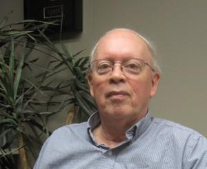 Michael Allen, P.Eng. of Adjeleian Allen Rubelli in his Ottawa office. Photo: AAR.