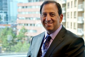 Sandro Perruzza, chief executive officer of the Ontario Society of Professional Engineers.