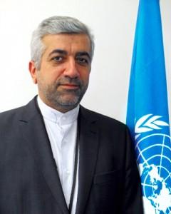 Reza Ardakanian of the UNU-Flores, spoke at World Water Tech North America in Toronto, October 8.