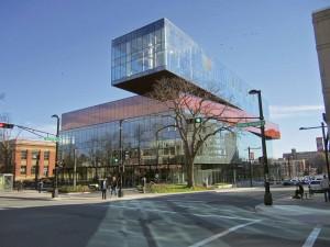 Halifax Central Library, Nova Scotia. Image: SNC-Lavalin.