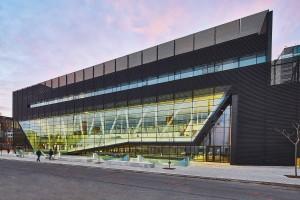 University of Toronto Goldring Centre for High Performance Sport. Photo: Blackwell.