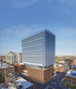 Queen Richmond Centre West, Toronto. Artist's rendering: Sweeny &Co/Allied Properties