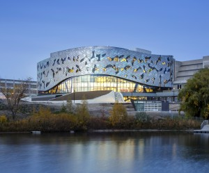 Bergeron Centre for Engineering Excellence, York University.