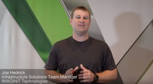 IMAGINiT Technologies' Joe Hedrick at Autodesk University 2015 in Las Vegas answers three questions on civil software technologies for Canadian Consulting Engineer magazine.