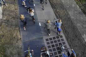SolaRoad, near Amsterdam. Image: http://www.solaroad.nl/en/toekomstperspectieven/