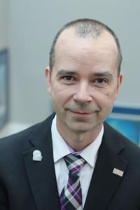 Darryl Matson, P.Eng., Senior Vice President - Bridges with COWI North America.