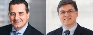 Andy Howard and Leo Argiris, Arup