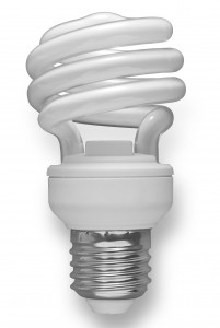 Compact Fluorescent Light bulb. Wikipedia.