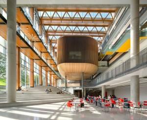 University of B.C. Student Union Building, Vancouver.