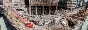 Revitalization of Front Street and Union Station. Photo courtesy Consulting Engineers Ontario.