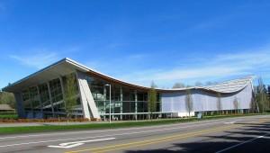 Grandview Heights Aquatic Centre, Surrey, B.C. Photo: Fast + Epp.