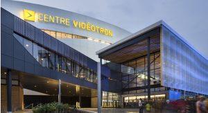 Videotron Centre, Quebec City.