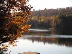 Lake in Muskoka, Ontario. Photo: BP/CCE.