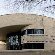 Gordon Oakes Red Bear Student Centre, University of Saskatchewan.